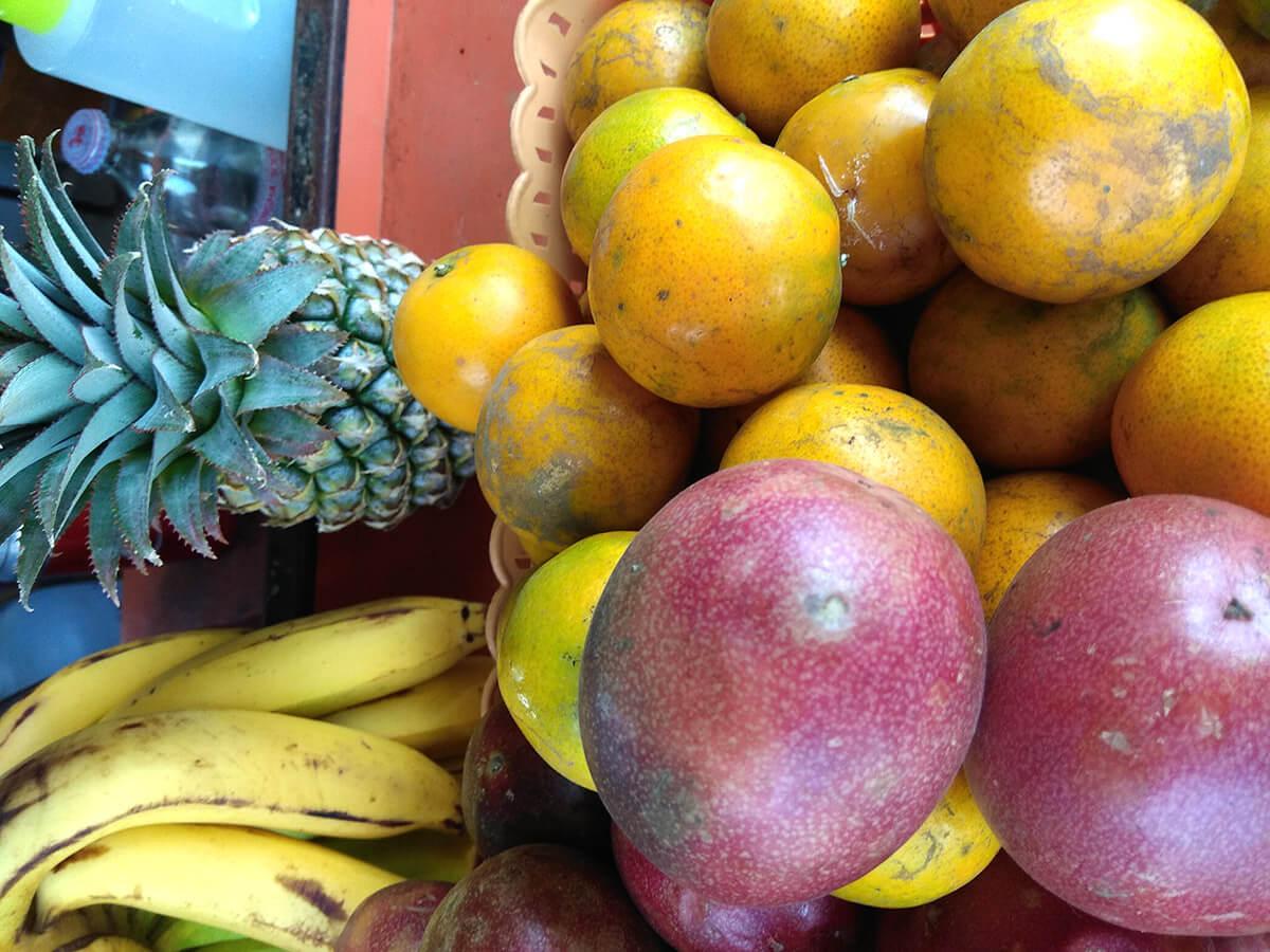 цены на фрукты на краби