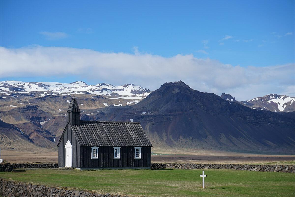 исландия что посмотреть