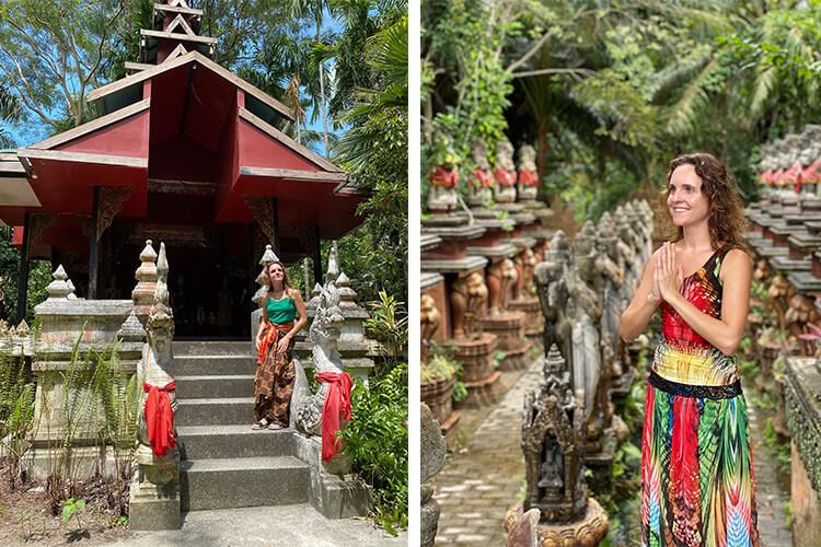 путешественница рассказала про жизнь в тайланде