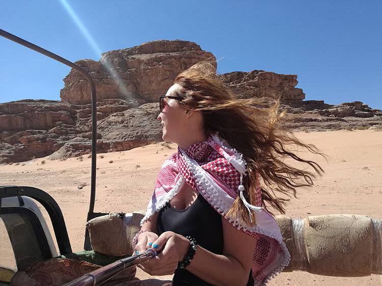 иордания отдых