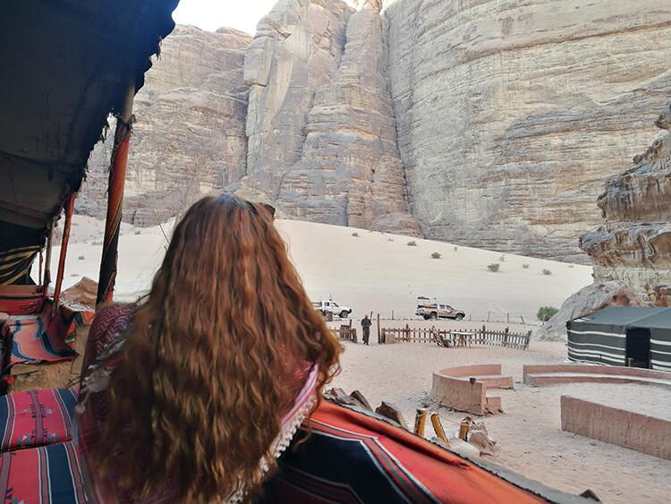 история про самостоятельное путешествие по Иордании