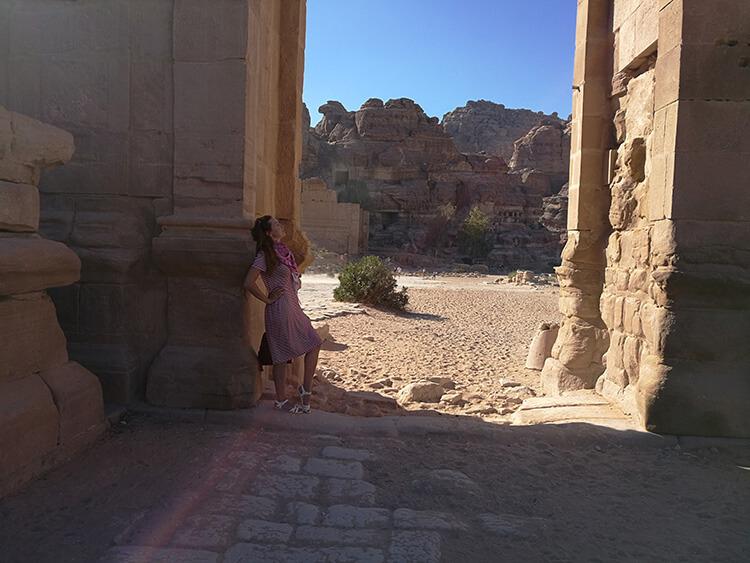 интервью про самостоятельное путешествие по Иордании
