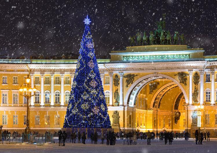 Куда поехать зимой в России в 2021 году