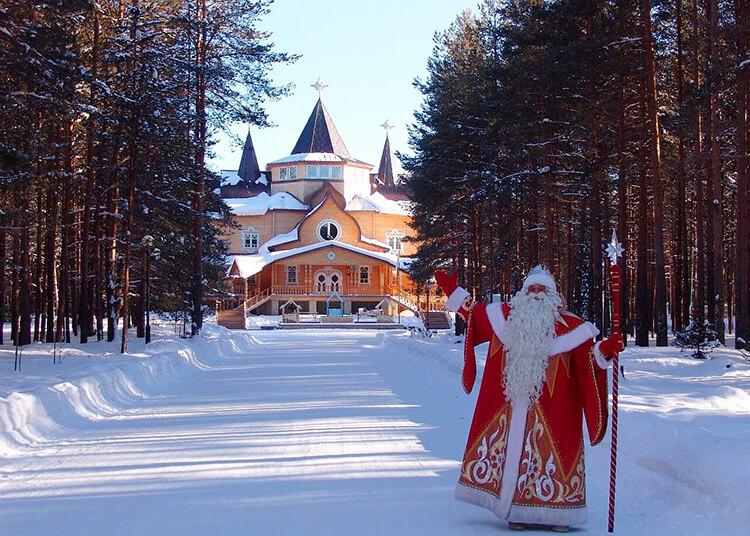 где отдохнуть зимой в россии