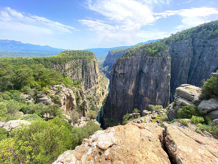 алания каньон тазы