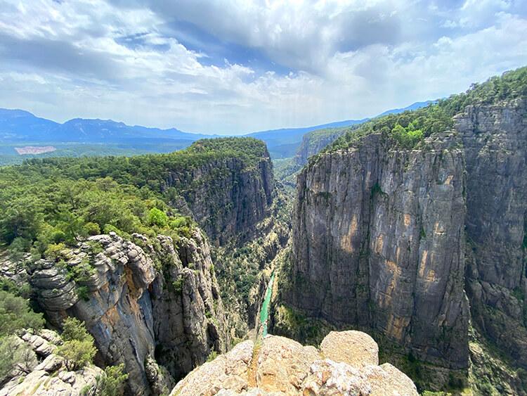 тазы каньон анталия