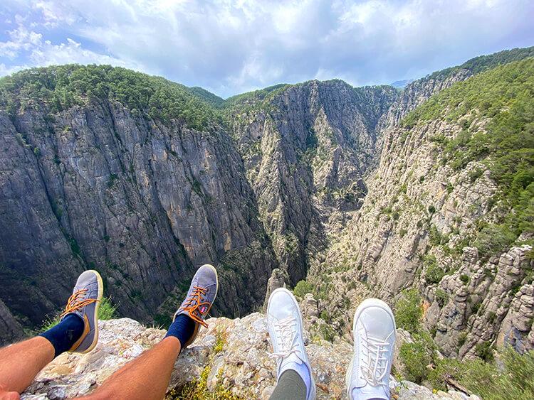экскурсия каньон тазы