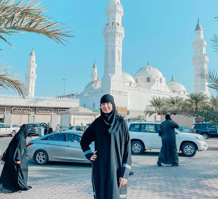 жизнь принцессы саудовской аравии